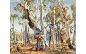 Topographical Pictures with Au auction at Christies