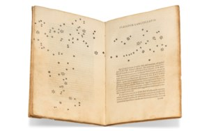 Important Scientific Books fro auction at Christies
