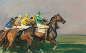IN THE FIELD - An Important Pr auction at Christies
