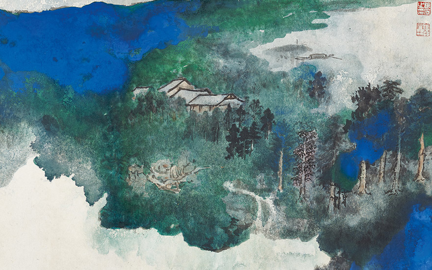 Fine Chinese Modern and Contemporary Ink Paintings