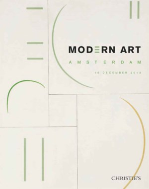 Modern Art auction at Christies