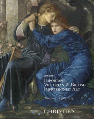 Important Victorian & British  auction at Christies