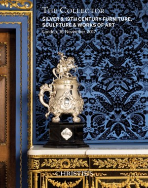 The Collector: Silver,19th Cen auction at Christies