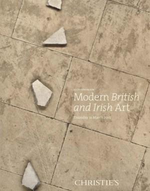 Modern British and Irish Art auction at Christies