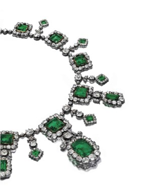 Geneva Magnificent Jewels auction at Christies