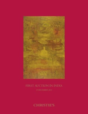 South Asian Art auction at Christies