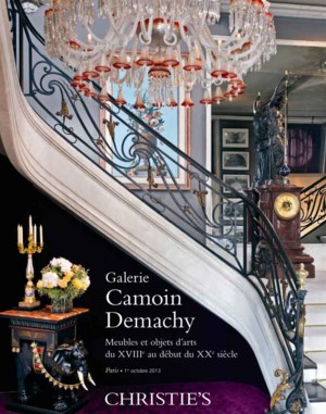 Galerie Camoin Demachy Meubles auction at Christies
