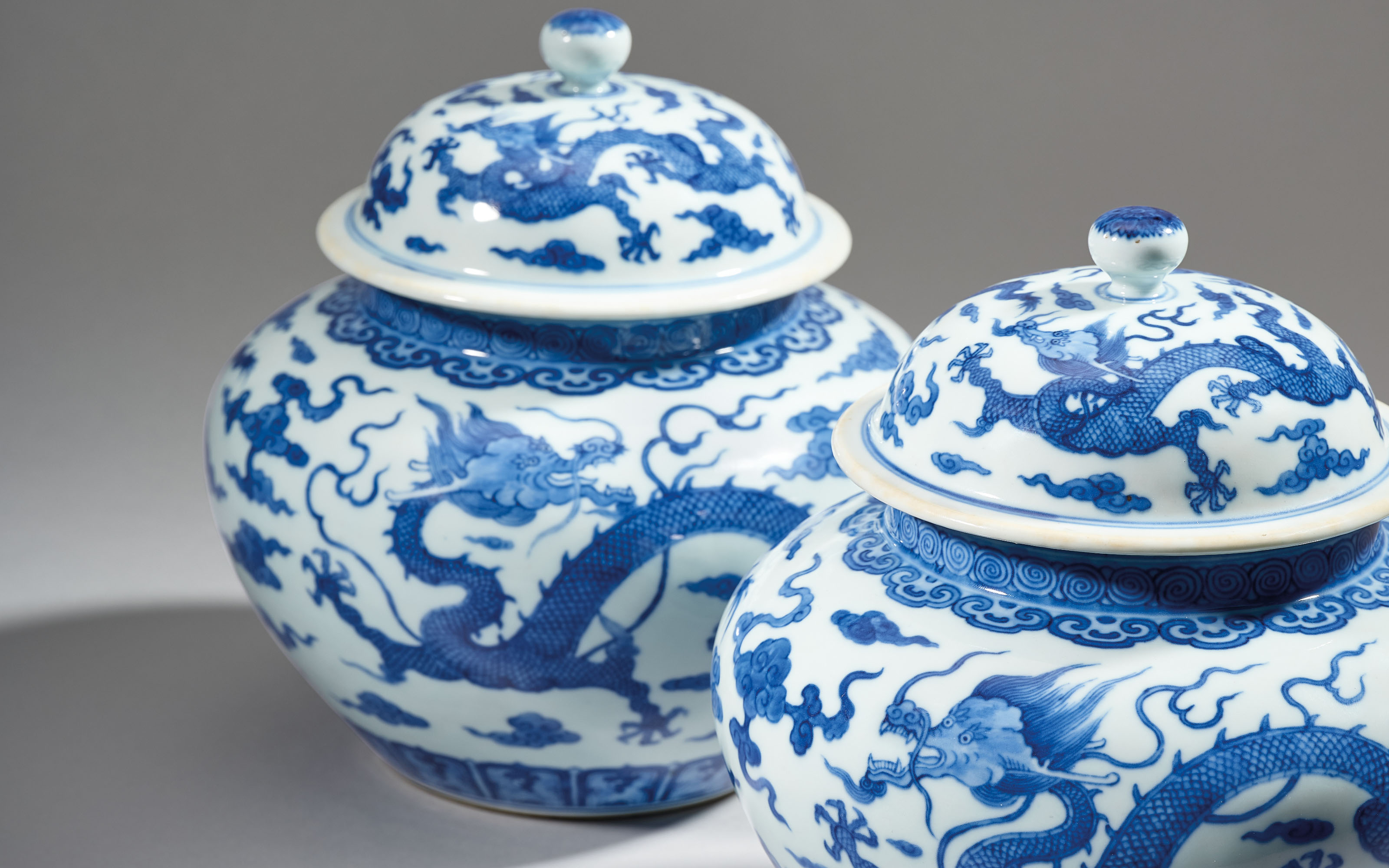The Pavilion Sale - Chinese Ce auction at Christies