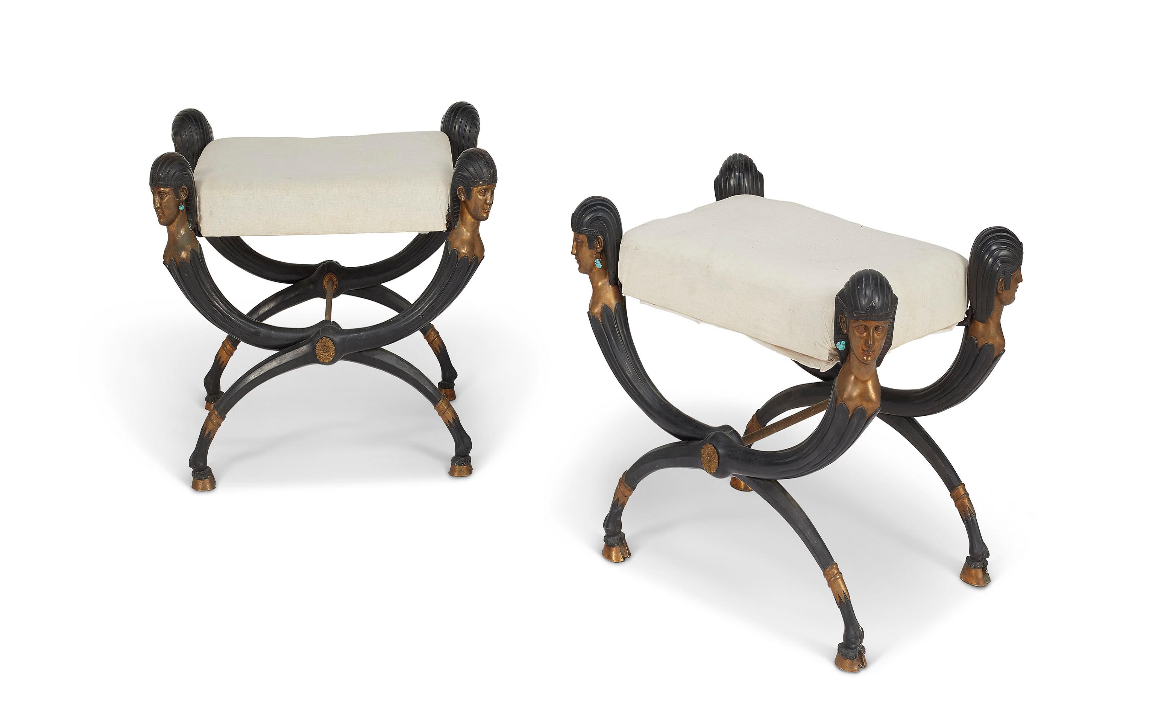 The collector: le goût françai auction at Christies