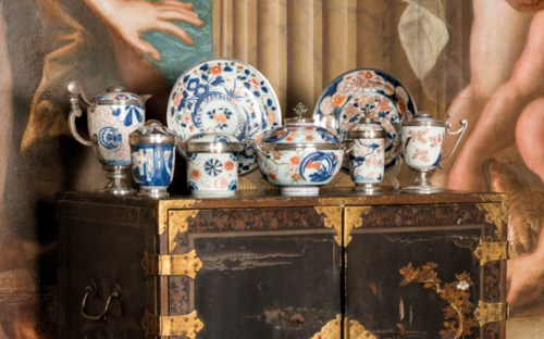 The Collector: European and English Furniture, Ceramics, Portrait Miniatures & Works of Art