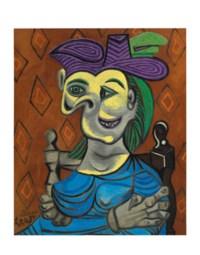 印象派及现代艺术 (晚间拍卖) auction at Christies