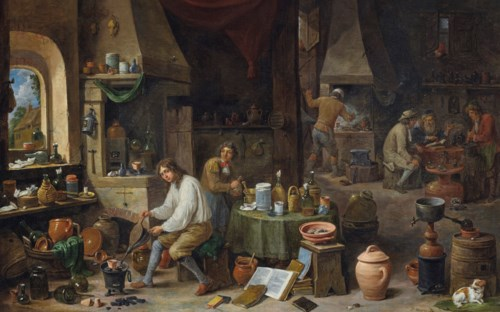 Old Masters: Property from a Private Collection