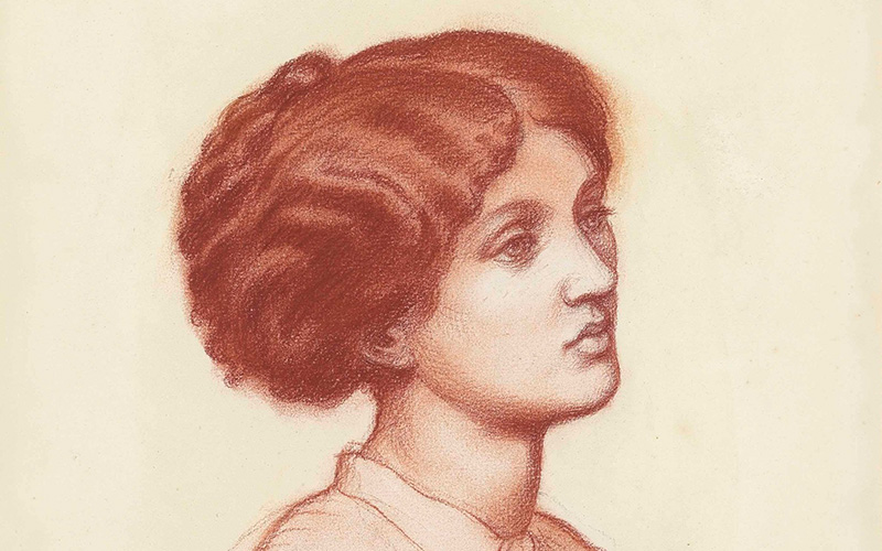 Real lives of the Pre-Raphaeli