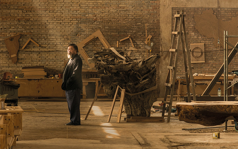 The road to Ai Weiwei