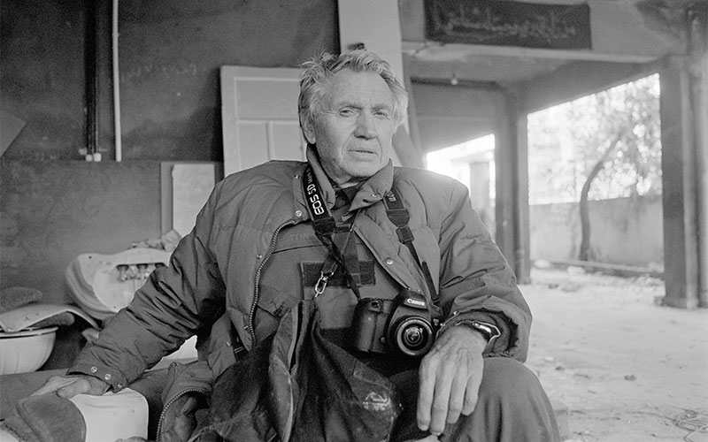 Don McCullin War and peace