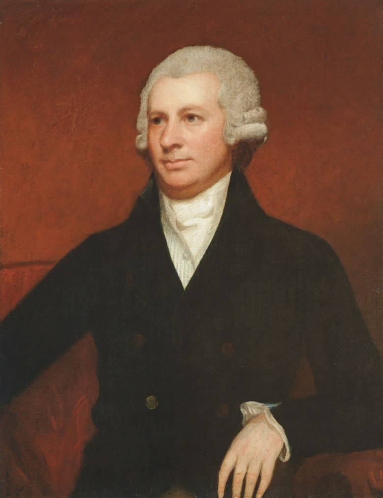 George Romney (Dalton-in-Furness, Lancashire 1734-1802 Kendal, Cumbria), Portrait of John Sparling (d. 1778), half-length, in a black coat. Oil on canvas. 36¼ x 28¼ in (92.2 x 71.6 cm). Sold for £7,500 on 30 April 2015 at Christie's in London