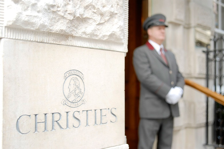 Colin Kemp, Christies legendary London doorman