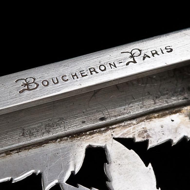An example of a Boucheron signature