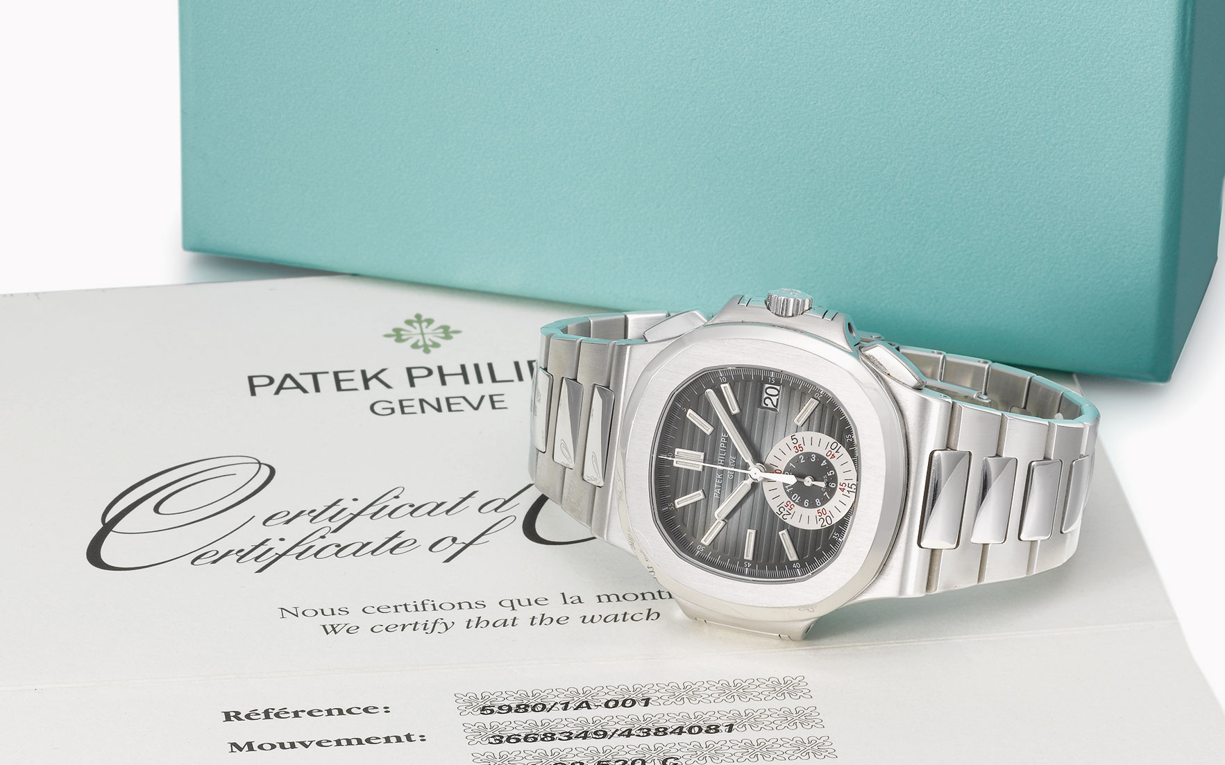 Secrets of the Patek Philippe&