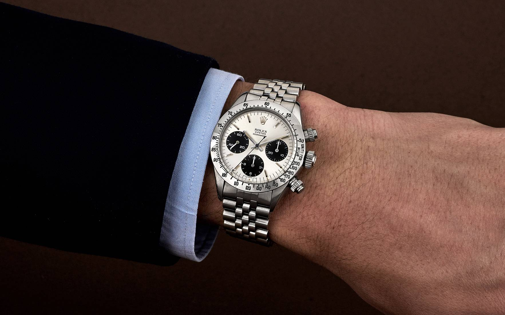 Deconstructed: The Rolex Dayto