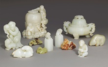 Collecting Guide: Chinese jade auction at Christies