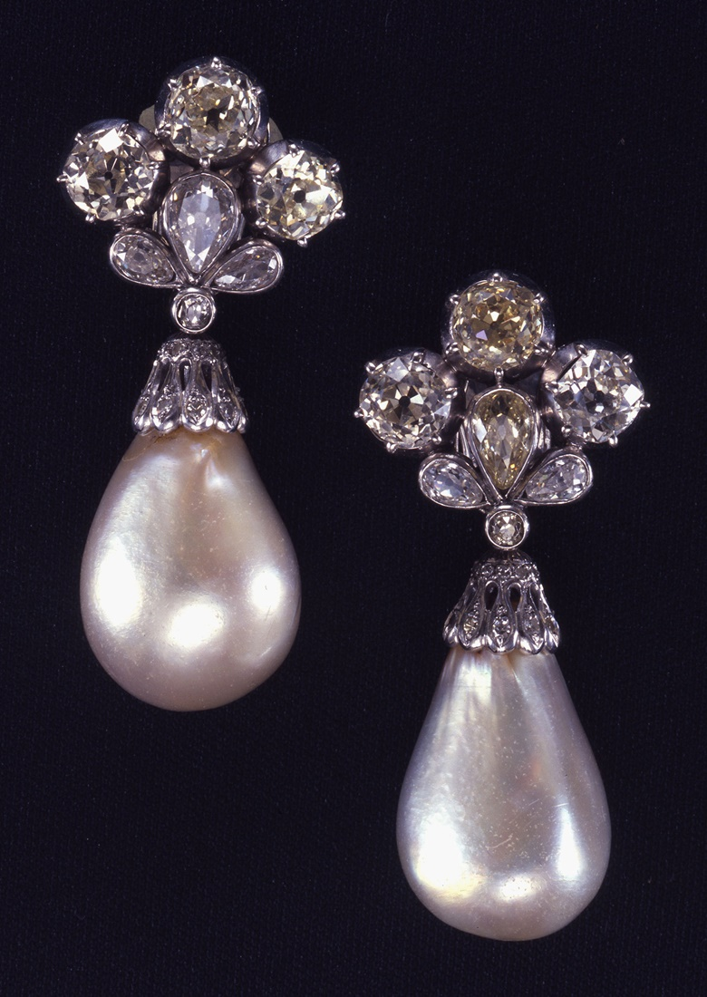 The Mancini Pearls. Sold at Christie's Geneva on 2 October 1969