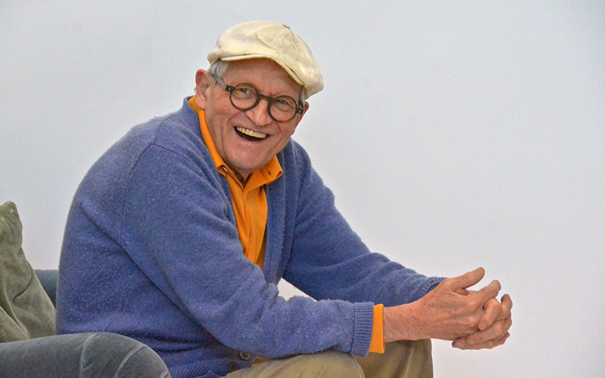 The A-Z of David Hockney