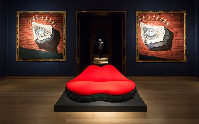 A view of our London galleries, showing highlights from 20th Century at Christies