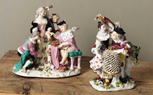 Collecting Guide: Meissen porc auction at Christies