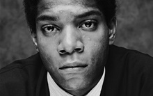 Jean-MichelBasquiat: 'Painter auction at Christies
