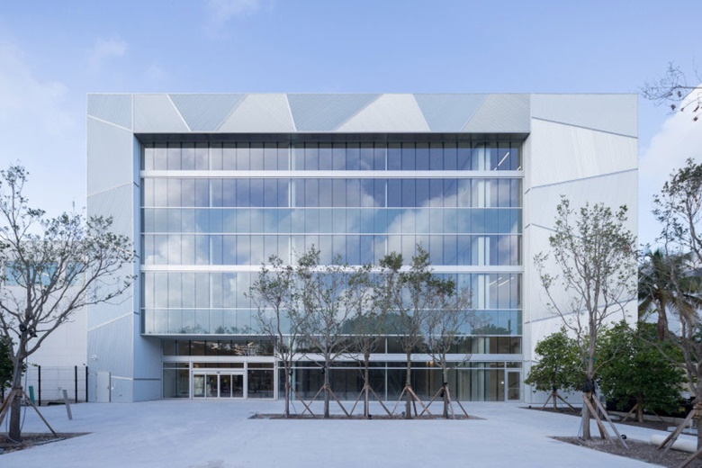 The ICAs 37,500-square-metre new building in the heart of the Design District
