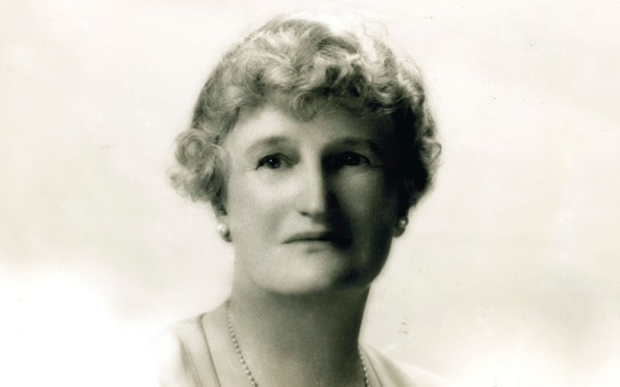 Abby Aldrich Rockefeller. Photo courtesy of the Rockefeller Archive Center