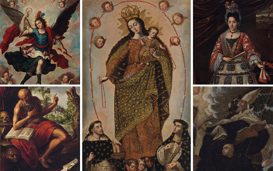 Collecting guide Spanish colonial art