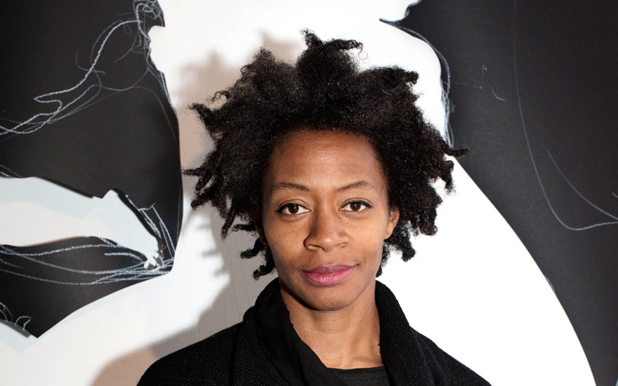 Photo © Ari Marcopoulos. Artwork © Kara Walker