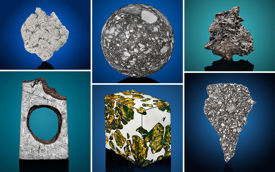 An expert's guide to meteorites