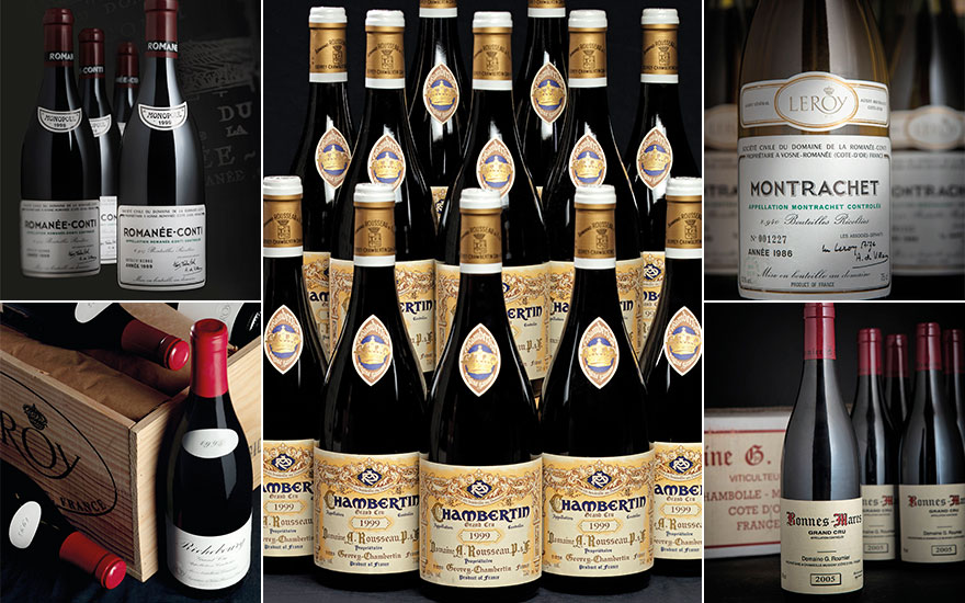 The best and rarest Burgundy — 10 cases to die for