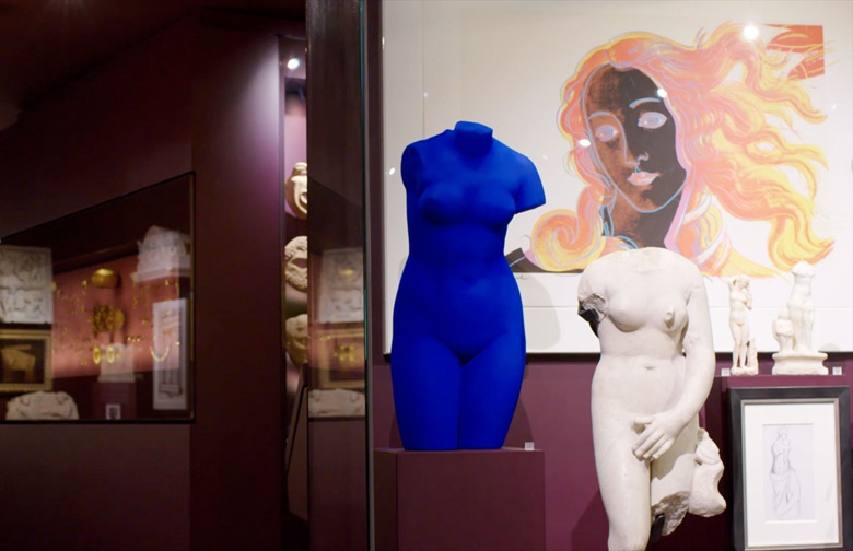 A selection of works from Christian Levetts collection at the Mougins Museum of Classical Art in France, which won Apollo Magazines Museum Opening of the Year Award in 2011