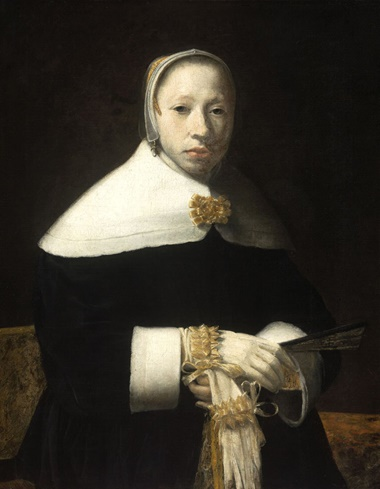 Was this the painting that drove John Banville's protagonist to murder Willem Drost (attributed to), Portrait of a Woman, circa 1653-1655. Oil on canvas, 82 x 65 cm. Museum of Fine Arts, Budapest. Inv. No. 316